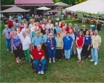 "OUR ""OFFICIAL"" 45TH REUNION GROUP SHOT!"