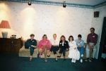BECKEY,DANETTE,JULIE,MARGIE & FRIENDS 20TH REUNION 1989
