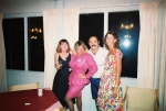DANETTE, HANK, DEBBIE-JUNE, 1989