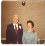 THE LATE LLOYD E. AUMAN & WIFE JUNE, 79