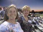 KATHY WILLIFORD @ SHARON DAVIS..FOREVER FRIENDS @ THE FOOTBALL GAME 2007!