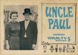 Remember Channel 5's Uncle Paul?